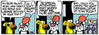 Comic Strip Mike Peters  Mother Goose and Grimm 2010-01-03 equipment