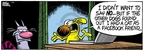 Comic Strip Mike Peters  Mother Goose and Grimm 2010-03-11 Facebook