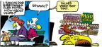 Comic Strip Mike Peters  Mother Goose and Grimm 2011-12-11 past
