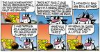 Comic Strip Mike Peters  Mother Goose and Grimm 2013-03-24 half