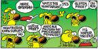 Comic Strip Mike Peters  Mother Goose and Grimm 2013-08-18 food additive