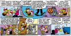 Comic Strip Mike Peters  Mother Goose and Grimm 2013-10-27 dong