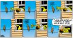 Comic Strip Mike Peters  Mother Goose and Grimm 2014-03-09 message
