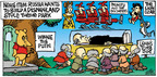 Comic Strip Mike Peters  Mother Goose and Grimm 2014-08-03 theme park