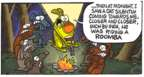 Comic Strip Mike Peters  Mother Goose and Grimm 2018-07-15 cat dog