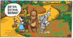 Comic Strip Mike Peters  Mother Goose and Grimm 2018-12-16 dog
