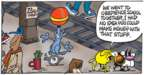Comic Strip Mike Peters  Mother Goose and Grimm 2019-05-12 dog trick