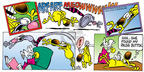 Comic Strip Mike Peters  Mother Goose and Grimm 2002-10-06 pause