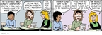 Comic Strip Greg Evans  Luann 2009-01-07 American
