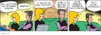 Comic Strip Greg Evans  Luann 2009-03-10 international trade
