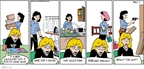 Comic Strip Greg Evans  Luann 2009-05-10 tax