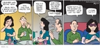 Comic Strip Greg Evans  Luann 2009-05-24 routine