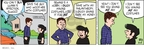 Comic Strip Greg Evans  Luann 2009-08-25 antagonism