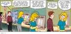 Comic Strip Greg Evans  Luann 2010-01-17 cream