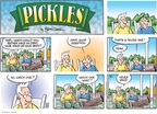 Comic Strip Brian Crane  Pickles 2009-05-24 rather