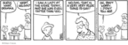 Comic Strip Brian Crane  Pickles 2009-08-31 tactless