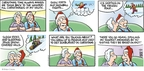 Comic Strip Brian Crane  Pickles 2009-12-20 reality