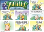 Comic Strip Brian Crane  Pickles 2010-03-14 tooth fairy