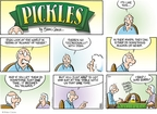 Comic Strip Brian Crane  Pickles 2008-09-14 2008