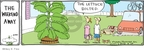Comic Strip Hilary Price  Rhymes with Orange 2009-08-29 gardening