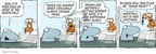 Comic Strip Jim Toomey  Sherman's Lagoon 2009-04-27 climate