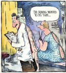 Comic Strip Dave Coverly  Speed Bump 2002-00-00 checkup