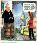 Comic Strip Dave Coverly  Speed Bump 2002-00-00 ATM