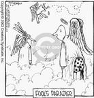 Comic Strip Dave Coverly  Speed Bump 2003-03-27 thoughtless