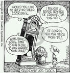 Comic Strip Dave Coverly  Speed Bump 2003-04-28 grandmother