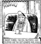Comic Strip Dave Coverly  Speed Bump 2003-12-04 coffee cup