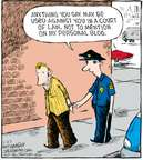 Comic Strip Dave Coverly  Speed Bump 2009-01-27 Miranda