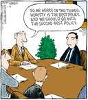 Comic Strip Dave Coverly  Speed Bump 2009-01-30 business ethics