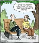 Comic Strip Dave Coverly  Speed Bump 2009-05-14 hippie
