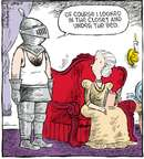 Comic Strip Dave Coverly  Speed Bump 2009-06-01 medieval