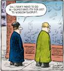 Comic Strip Dave Coverly  Speed Bump 2009-08-07 crime