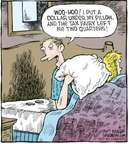 Comic Strip Dave Coverly  Speed Bump 2009-08-31 tax