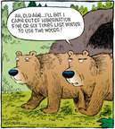 Comic Strip Dave Coverly  Speed Bump 2009-09-03 get older