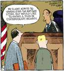 Comic Strip Dave Coverly  Speed Bump 2009-09-16 justice