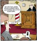 Comic Strip Dave Coverly  Speed Bump 2009-10-06 justice