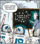 Comic Strip Dave Coverly  Speed Bump 2010-01-23 football