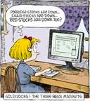 Comic Strip Dave Coverly  Speed Bump 2010-02-04 Goldilocks