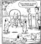 Comic Strip Dave Coverly  Speed Bump 2010-04-14 childcare