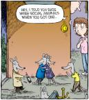 Comic Strip Dave Coverly  Speed Bump 2010-05-04 natural