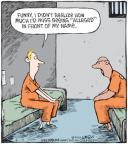 Comic Strip Dave Coverly  Speed Bump 2010-05-07 justice