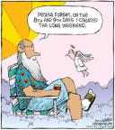 Comic Strip Dave Coverly  Speed Bump 2010-05-31 long weekend