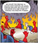 Comic Strip Dave Coverly  Speed Bump 2010-07-06 punishment