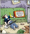 Comic Strip Dave Coverly  Speed Bump 2010-07-07 entertainment