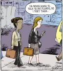 Comic Strip Dave Coverly  Speed Bump 2010-09-18 lifestyle