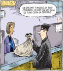 Comic Strip Dave Coverly  Speed Bump 2010-10-01 bank teller