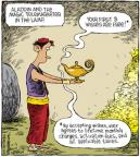 Comic Strip Dave Coverly  Speed Bump 2010-10-13 tax